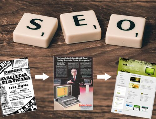 What is the difference between copywriting and SEO optimised content?